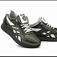 Кожанные кроссовки с серебристым лазерным напылением 37,38,39