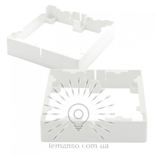 Накладная квадратная коробка 18W для ABS Lemanso / LM480