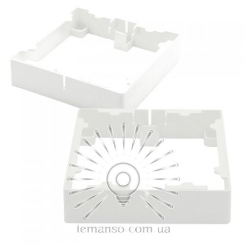 Накладная круглая коробка 12W для ABS Lemanso / LM467