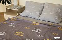 постельный комплект с коронами