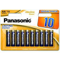 Батарейка PANASONIC LR06 Alkaline Power * 10 (LR6REB/10BW)