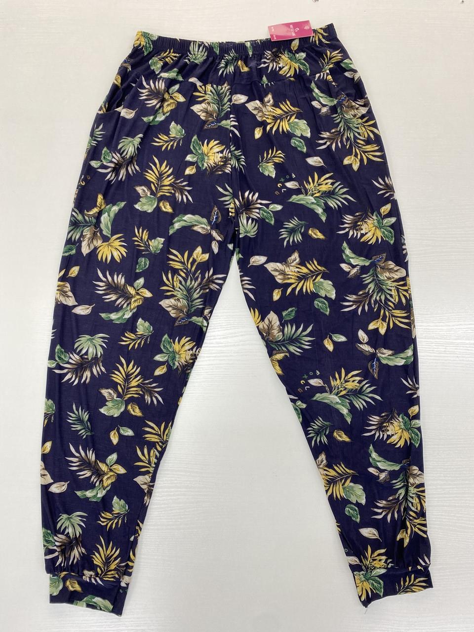Штани літні легкі жіночі 3XL-5XL, ТМ Метелик