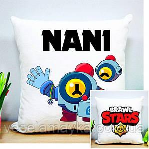 Подушка Бравл Старс Nani (Нани)