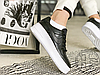 Жіночі кросівки Nike Air Force 1 Sage Low Black White AR5339-002, фото 4