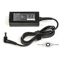 Блок питания PowerPlant for monitor LG 220V, 19V 25W 1.3A (6.5*4.4) with pin (LG25F6544)