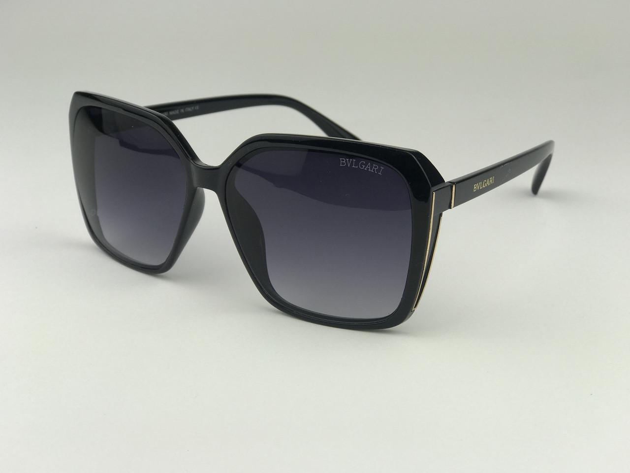 Модні сонцезахисні окуляри жіночі BVLGARI