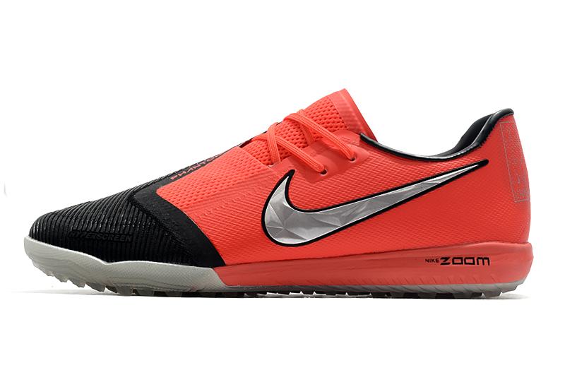 Сороконожки Nike Phantom VNM Pro TF red/black