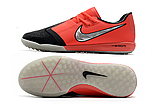Сороконожки Nike Phantom VNM Pro TF red/black, фото 3