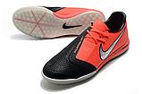 Сороконожки Nike Phantom VNM Pro TF red/black, фото 4