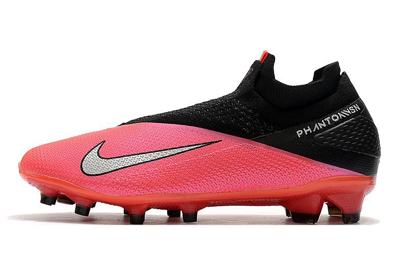 Бутсы Nike Phantom Vision II Elite DF black pink