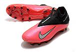 Бутсы Nike Phantom Vision II Elite DF black pink, фото 2