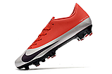 Бутсы Nike Mercurial Vapor XII FG red/grey, фото 3