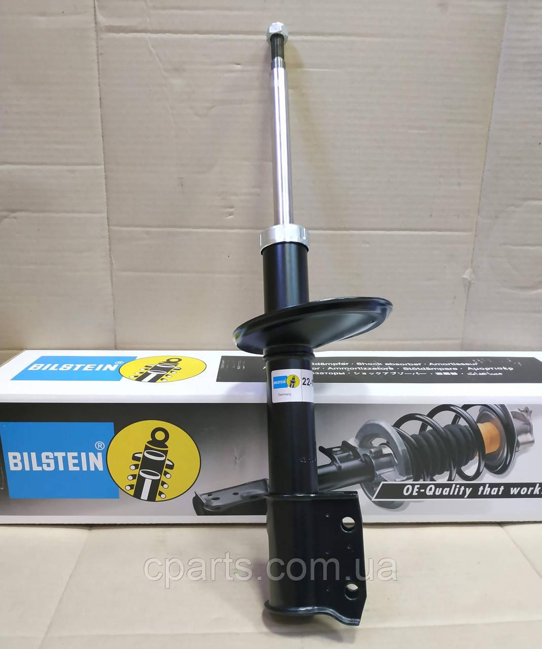 Амортизатор передний Renault Sandero (Bilstein 22-122469)(высокое качество)