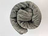 Плед покрывало однотонное 180x200см микрофибра  SOFT COMFORT, фото 3