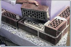 Кладочные растворы, строительные смеси и клея