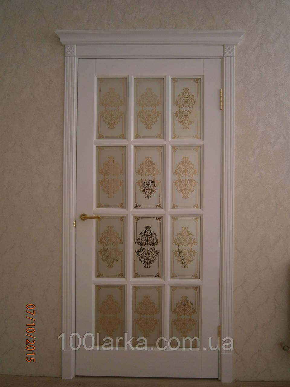 Двери М-3/12  межкомнатные деревянные