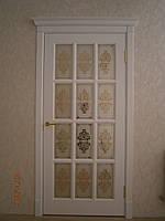 Двери М-3/12  межкомнатные деревянные, фото 1
