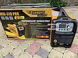 Инветроный сварочный полуавтомат Kaiser MIG-310Pro 3 в 1 MIG/MAG/TIG/MMA, фото 3