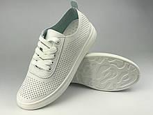 Кроссовки женские белые летние Artin