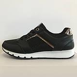 Кросівки жіночі чорні LaVento, фото 3