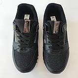 Кросівки жіночі чорні LaVento, фото 4