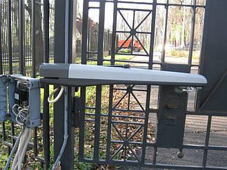 установка автоматики на распашные ворота Doorhan Swing 5000KIT  1