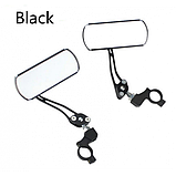 Стильные алюминиевые зеркала для велосипеда или электросамоката 2 шт пара, фото 2