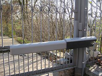 установка автоматики на распашные ворота Doorhan Swing 5000KIT  3