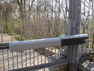 установка автоматики на распашные ворота Doorhan Swing 5000KIT