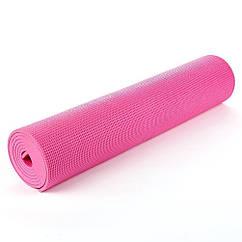 Йогамат EVA 173 х 60 см RTEJTTE Розовый gabkrp135rvaQ80788, КОД: 916437