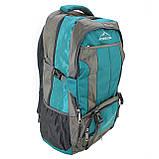 Рюкзак туристический, походный Ronglida, текстиль, 70 л, фото 3