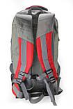 Рюкзак туристический, походный Ronglida, текстиль, 70 л, фото 5