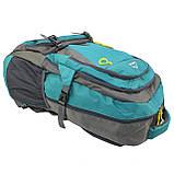 Рюкзак туристичний, похідний Ronglida, текстиль, 70 л, фото 3