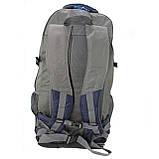 Рюкзак туристичний, похідний Ronglida, текстиль, 70 л, фото 7