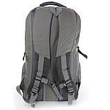 Рюкзак стильный салатовый Ronglida, текстиль, 50 л, фото 9