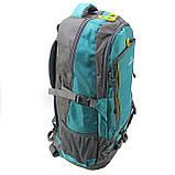 Рюкзак для путешествий, вместительный Ronglida, текстиль, 65 л, фото 2
