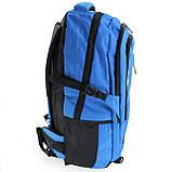 Рюкзак для туризма Hiking and camping, текстиль, 50 л, фото 2