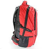 Рюкзак для туризма Hiking and camping, текстиль, 50 л, фото 3