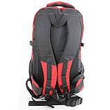 Рюкзак для туризма Hiking and camping, текстиль, 50 л, фото 5