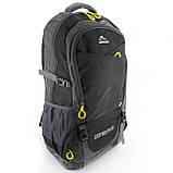 Туристичний рюкзак для походів Rong lida, текстиль, 65 л, фото 2