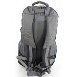 Туристичний рюкзак для походів Rong lida, текстиль, 65 л, фото 3