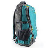 Туристичний рюкзак для походів Rong lida, текстиль, 65 л, фото 5