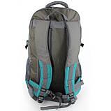 Туристичний рюкзак для походів Rong lida, текстиль, 65 л, фото 6