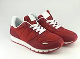 Кроссовки женские красные LaVento, фото 2