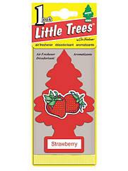 Ароматизатор воздуха Little trees Елочка Strawberry ELT-strawberry, КОД: 1533344