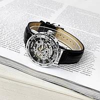 Механічні чоловічі годинники-скелетоны Winner