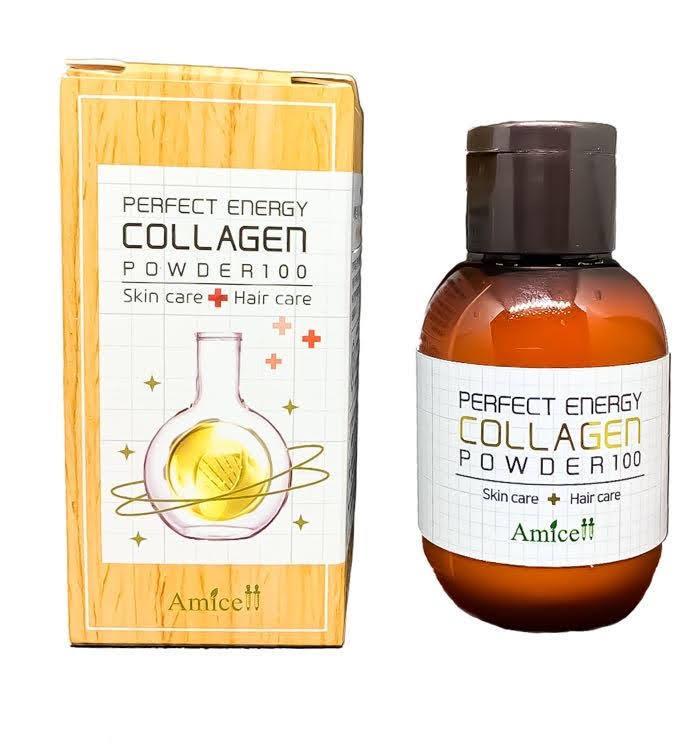 Коллагеновая пудра Amicell Perfect Energy Collagen Powder 100