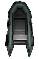 Лодка пвх надувная двухместная под мотор Grif boat GM-270 220644, КОД: 1640256