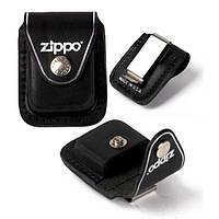 Чехол Zippo с клипсой Черный LPCBК, КОД: 119006
