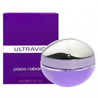 Парфюмированная вода Paco Rabanne ULTRAVIOLET 80 ml, фото 1